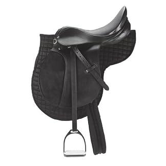 Kerbl 32196 Pony Saddle Set - Black 13