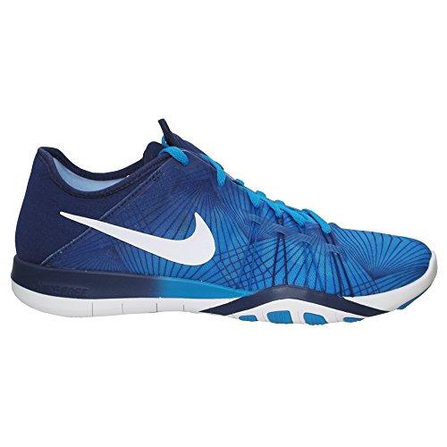 Nike Wmns Free TR 6Print-Taglia 38,5-Scarpe da donna per il tempo libero Sneaker-833424-400