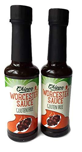 Gluten Free Worcester Sauce 2 Pack Bundle