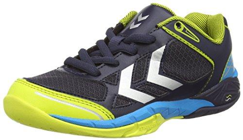 Hummel Omnicourt Z4 Jr, Chaussures Indoor Mixte Enfant