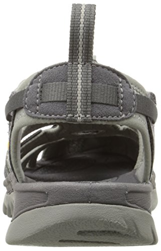 Keen  WHISPER W-MAGNET/NEUTRAL GRAY, sandales femme Gris - Grau (MAGNET/NEUTRAL GRAY)