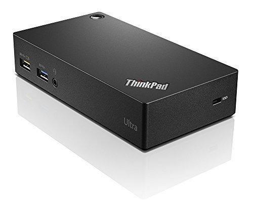 Lenovo Thinkpad USB 3.0 Ultra Dock 40A80045UK