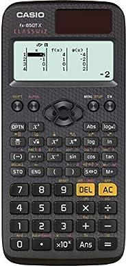 Casio fx-85GTX Räknare, 1 paket, Svart