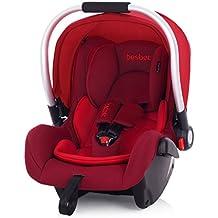 Accueil Monopoly Siège de bébé Safety Cradle Auto Newborn 0-15 mois Bébé Cradle ( Color : Rouge )