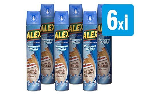 Alex - Limpiador Atrapapolvo todo tipo suelos - Pack