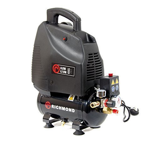 Price comparison product image 6L AIR COMPRESSOR 5.7 CFM,  1.5 HP,  1.1 KW,  230V,  115 PSI,  6 LITRE