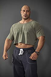 BIG SAM Ragtop Rag Top Sweater Gym T-Shirt UNCLE BODY DOG Logo *3006*
