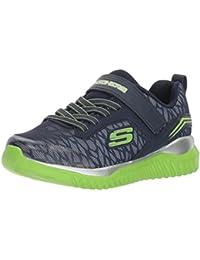 Skechers Jungen Turboshift-Ultraflector Slip On Sneaker