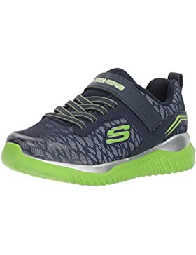 Skechers Turboshift-Ultraflector, Zapatillas sin Cordones para Niños