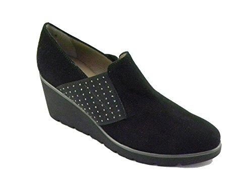Zapato Cómodo Para Mujer Meluso R45005 Negro I1531 -