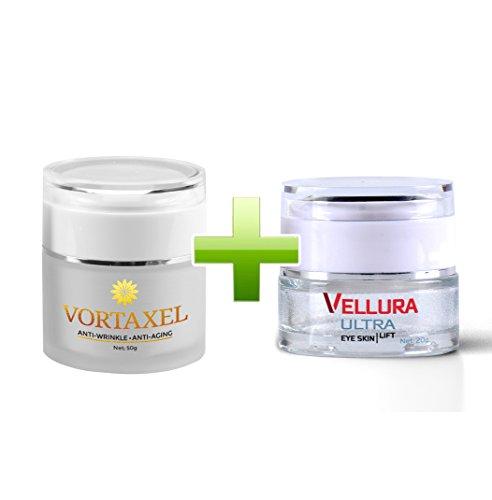 Vortaxel und Vellura Ultra Doppelpaket | Das ideale Paket für faltenfreie, jugendliche Haut