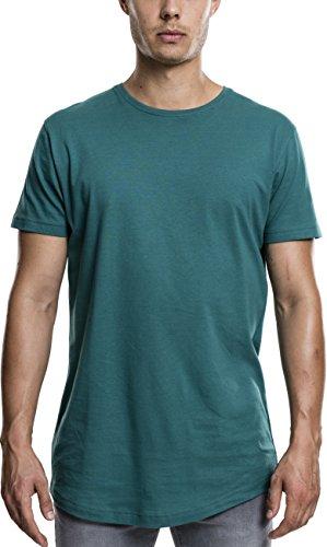 - 41Phg0H tHL - Urban Classics Herren T-Shirt Shaped Long Tee