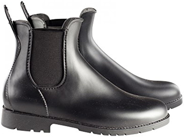 HORZE Botines de Goma Palermo  Zapatos de moda en línea Obtenga el mejor descuento de venta caliente-Descuento más grande