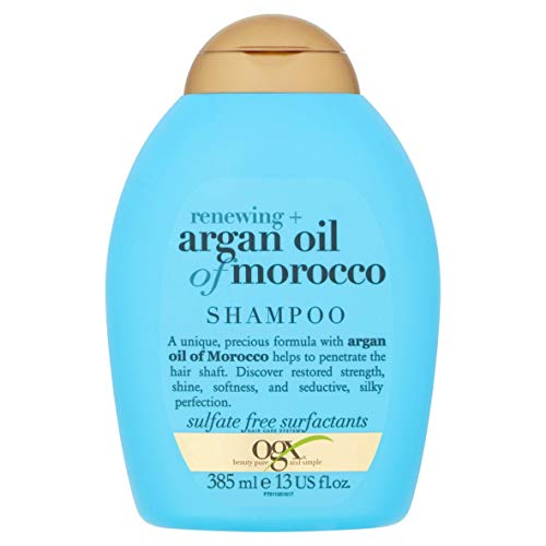 OGX Renewing Argan Oil of Morocco Shampoo, 1er Pack (1...