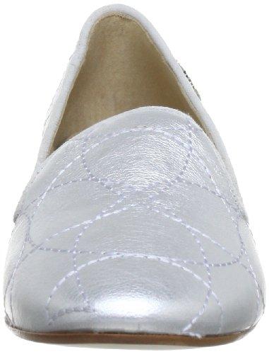 Byblos CXC8040B, Chaussures basses femme Argent (Argento)