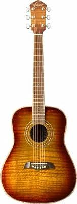 Oscar Schmidt OG13/4–Guitarra acústica dreadnought