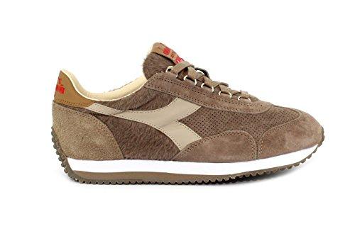 Sneaker Diadora Sneaker Diadora Equipe Cashmere 201.173902 Brown Pine Taglia 40 - Colore Beige