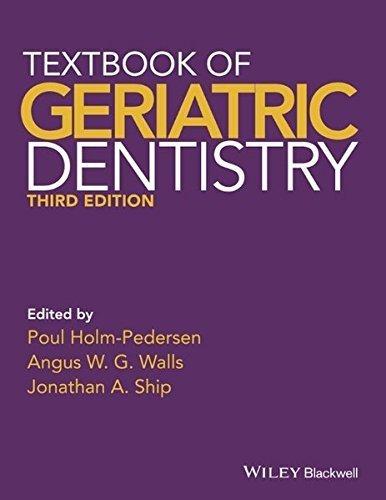 Textbook of Geriatric Dentistry (2015-08-17)