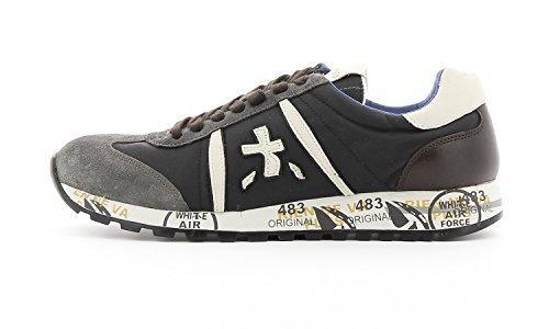 LUCY 1649grigio scuro Premiata Sneaker Lucy Grigio scuro 43 Uomo