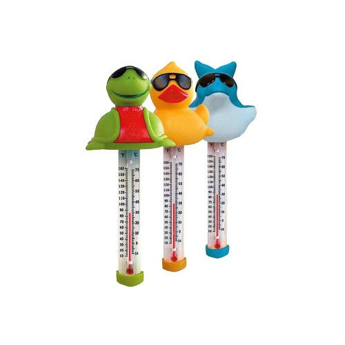 Derby Thermometer Ente