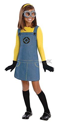 Minion Mujer – Niños de disfraces