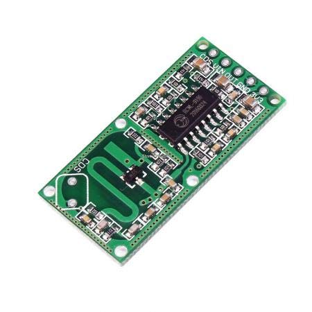 SunRobotics RCWL-0516 Microwave Radar Human 4-28V supply voltage module Human Body Induction Switch Module Intelligent Sensor