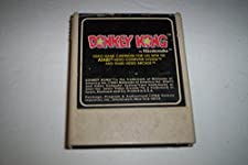 Donkey Kong Atari 7800 2600 Video Game Cartridge New by NINTENDO