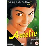 Amelie [DVD] [2001] by Audrey Tautou