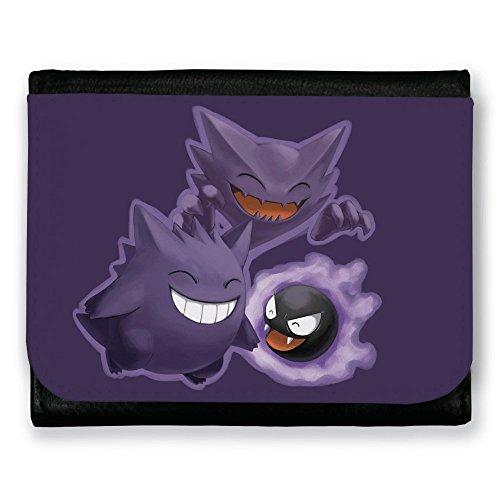Geldbörse Familie fantominus/Pokemon Geister violett–chamalow Shop