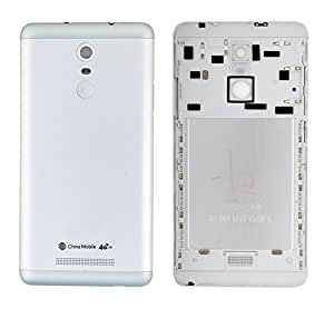 Pacificdeals Housing Body Panel For Xiaomi Mi Note 3 With Comes Power Key+Volume Key+Camera lens - Silver Color