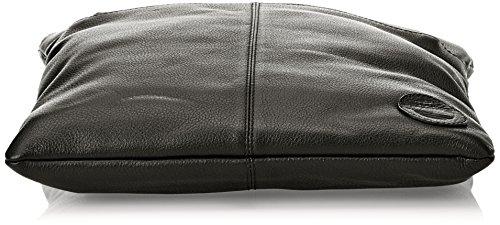 Timberland Tb0m5677, Borsa a Spalla Uomo, 1 x 33 x 29 cm (W x H x L) Nero (Black)