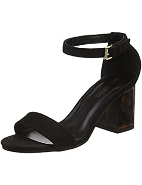 Boohoo - Two Part Heeled Sandal, Sandali Donna