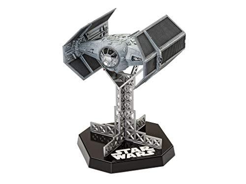 (Revell GmbH 06881Star Wars Darth Vader 's TIE Fighter Modell Kit, Maßstab: 1: 72)