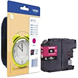 Brother LC-125XLM High Capacity Ink Cartridge - Magenta