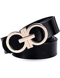 GAOQINGFENG Cintura da Donna per Il Tempo Libero e098d29d4960