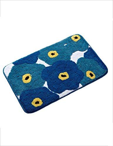 Super soft assorbente bagno tappeto zerbino Vasca da bagno Antiscivolo
