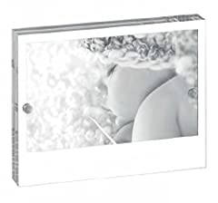 Idea Regalo - Mascagni M215 Portafoto in Acrilico Trasparente 20x30