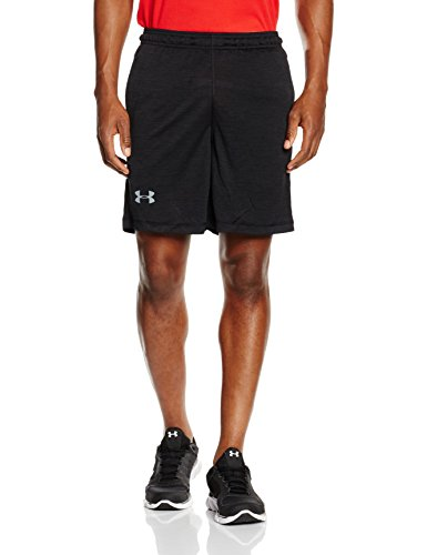 under-armour-mens-ua-raid-8-novelty-short-black-md