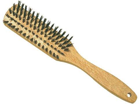 Redecker - Brosse plate pour cheveux redecker, 21 cm