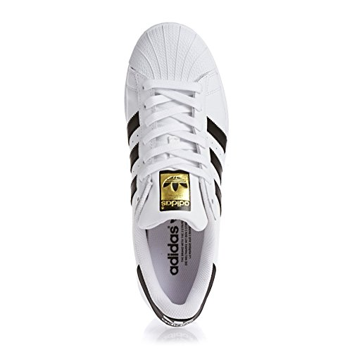 Adidas Superstar Foundation Herren Sneakers Blanc
