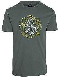Volcom A3511657 - T-shirt - Uni - Manches courtes - Homme
