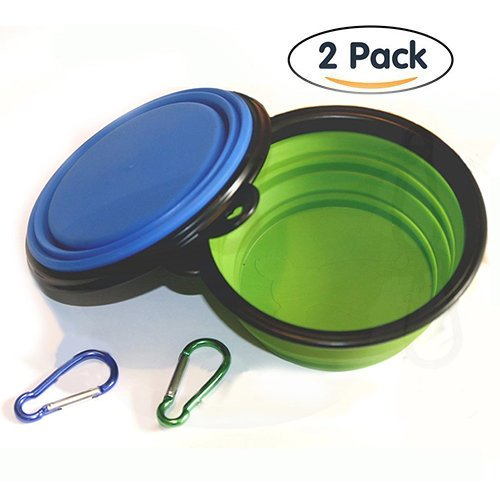 s-lifeeling-2-packs-of-fashion-collapsible-dog-bowl-food-grade-silicone-bpa-free-fda-approved-pet-bo