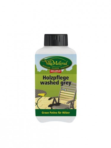 Holzpflege washed grey, 0,5 Liter