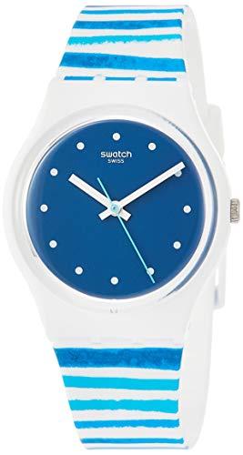 Swatch Unisex-Uhren Analog Quarz One Size Kunststoff 87481948 -