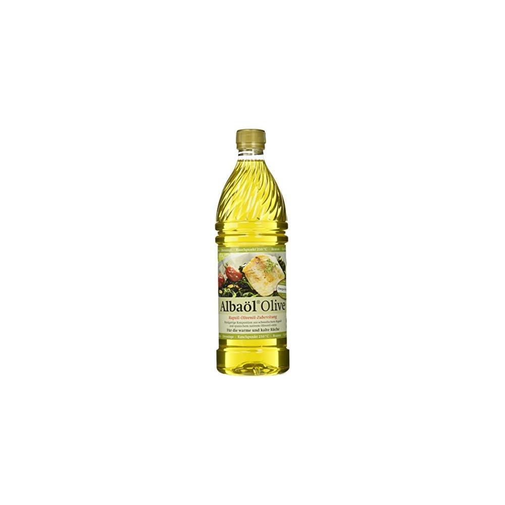 Albal Schwedische Rapsl Olivenl Zube 6er Pack 6 X 750 Ml
