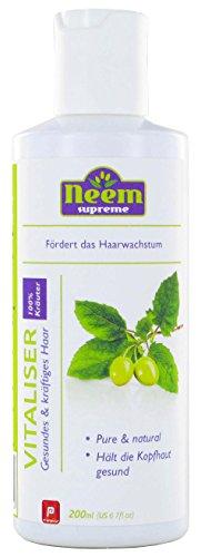 Pranayur - Neem Supreme Hair Vitaliser 200 ML - Haarlotion - Ayurveda