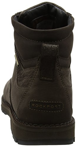 Rockport centry PT Boot, Bottes Homme Marron (Dark Bitter Chocolate)