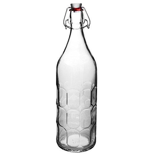 Bormioli Rocco 345930fs1321990- Botella Mora de 1 L