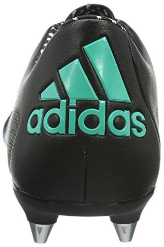 adidas X 15.1 Sg Leather, Chaussures de Football Homme Diverses couleurs (Noir / Rouge / Blanc (Negbas / Menimp / Ftwbla))