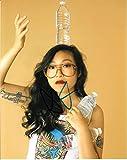 Foto autografata da Awkwafina, autografata da Signing Dreams 8 - Crazy Rich Asians - 100% in Persona - UACC registrata # 242